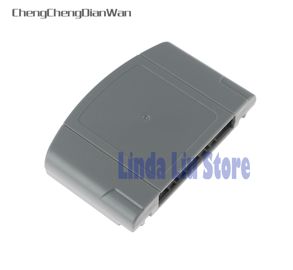High Quality Game Cartridge Plastic Shell Cover For N64 Console ChengChengDianWan