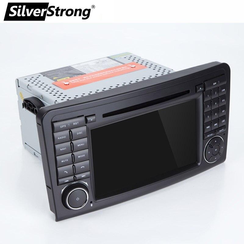 SilverStrong Android9.0 4 グラム 64 ギガバイト車の DVD メルセデス · ベンツ Ml W164 GL 8 コアディンアンドロイドカー dvd オーディオオプション 4 コア 2G16G  グループ上の 自動車 &バイク からの 車用マルチメディアプレーヤー の中 2