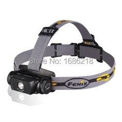 Новый налобный фонарь Fenix HL55 Cree XM-L2 U2 светодиодный светильник 900 люмен наружный спасательный поисковый фонарь