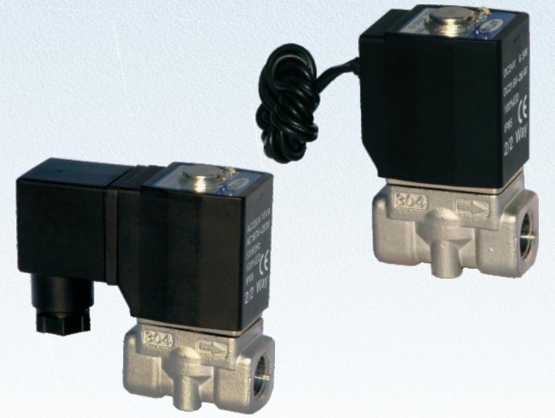 2SL050-10 3/8'' normally closed flow control valve original new in box scv valve suction control valve 8 98145455 0 8 98145453 0 for isuzu 4jk1 4jj1