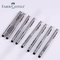 Germany Faber Castell Gel Pen Drawing WaterproofComic Design Hand Painted Pen 8Pcs Set