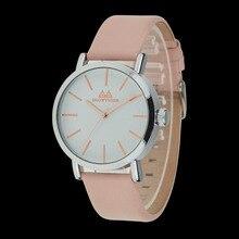 Hombre Relojes 2016 Relojes de Los Hombres Classic Vintage Cuarzo de Los Deportes Relojes Analógico correa de Cuero Reloj de Pulsera del relogio masculino Reloj