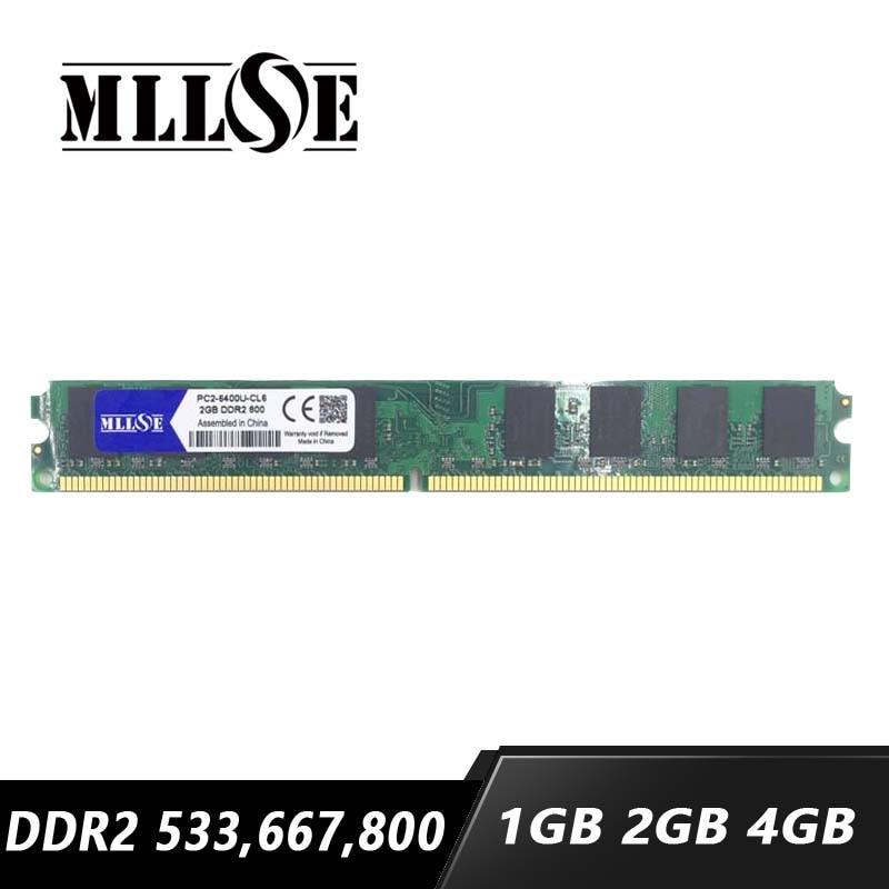 Venda RAM 1 gb 2 gb 4 gb DDR2 533 667 800 533 mhz 667 mhz 800 mhz Memoria RAM DDR2 1G 2G 4G de Memória De Desktop Motherboard PC computador|RAM|   - AliExpress