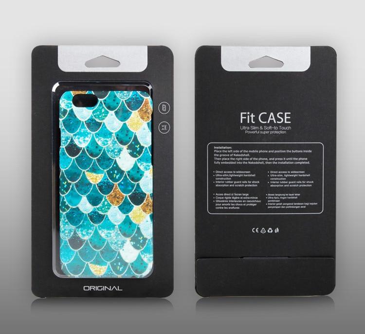 500 pcs Universal Mobile Phone Case Package Paper Kraft