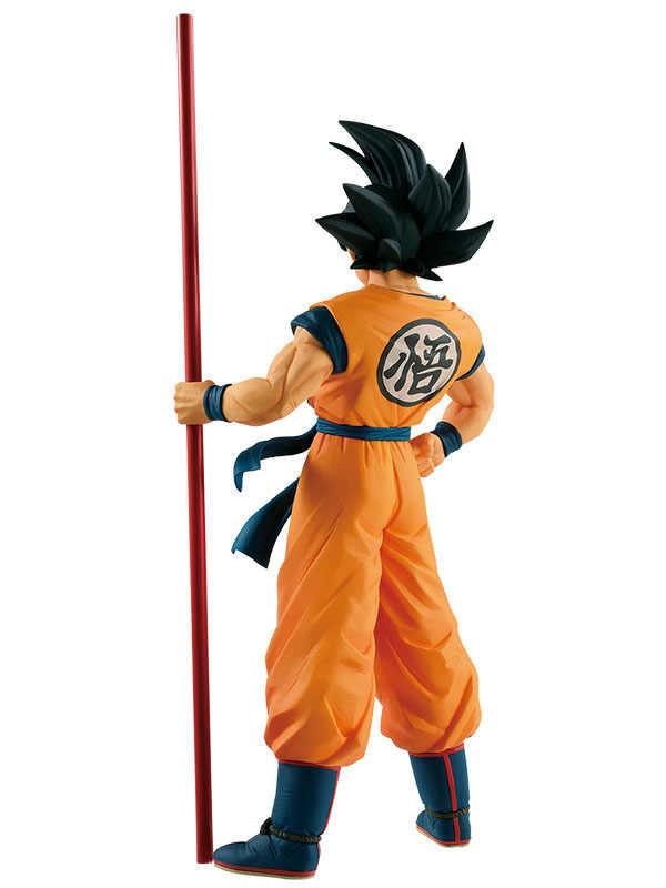 """Japão anime """"dragon ball super: broly"""" original banpresto coleção figura-filho gokou o 20th filme limitado"""