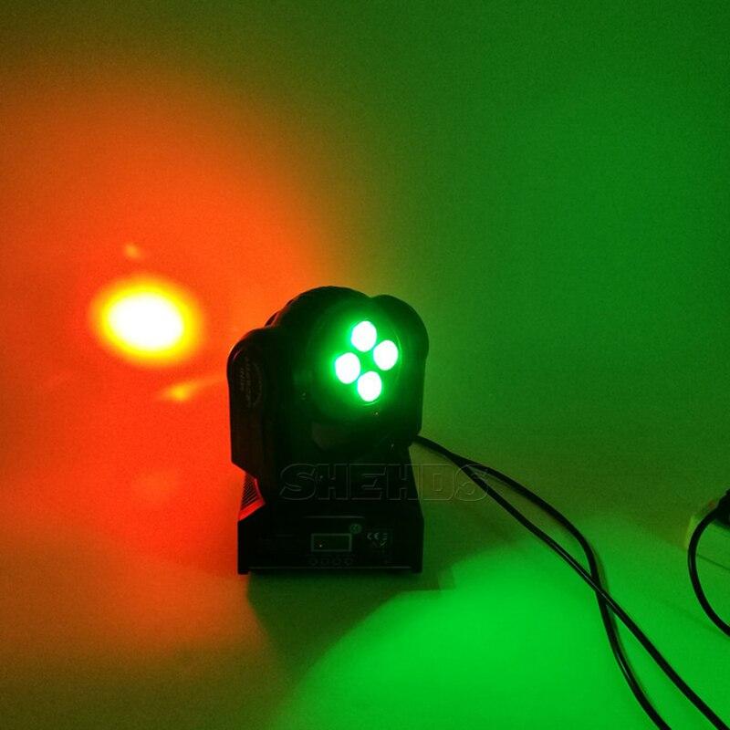 Moving Head Iluminação de Palco DMX LED