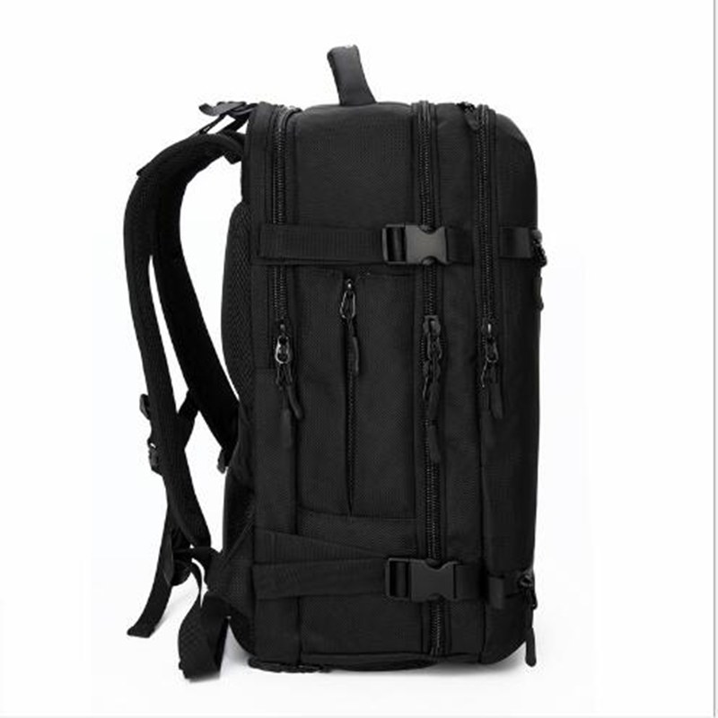 749aa21ec4a TOP POWER Men Backpack Multi function Ultra large capacity Travel Backpack  Fashion Waterproof Oxford 15 17inch Laptop Backpack-in Backpacks from  Luggage ...