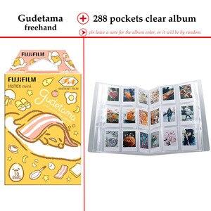 Image 4 - Fujifilm Instax Mini Film Gudetama 10 arkuszy fr Instax Mini 9 8 8 + 7s 70 90 25 natychmiastowa kamera Polariod Smartphone drukarka SP 2 1