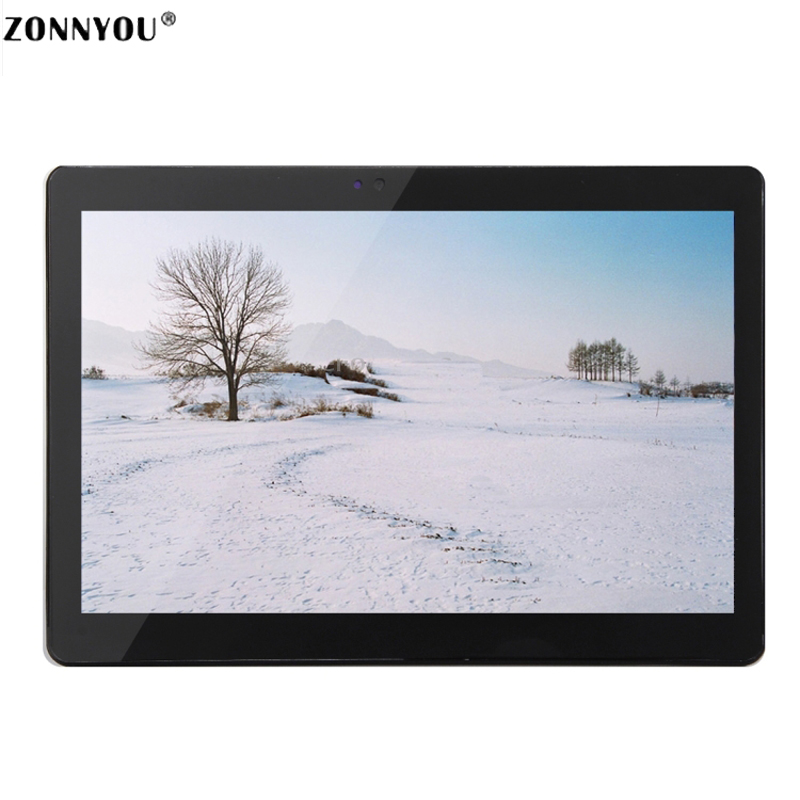 10.1 Inch Tablet PC Android 7.0 Original 3G Phone Call Dual SIM Card Octa Core 4GB 64GB Wi-fi Bluetooth GPS Tablets PC