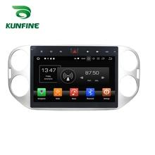 Octa Core 4 GB RAM Android 8.0 voiture DVD GPS Navigation lecteur multimédia voiture stéréo sans défaut pour VW Tiguan 2013-2015 Radio WIFI