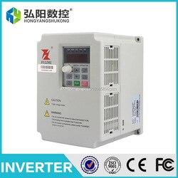 VFD FULING frequency inverter of  220v 2.2kw VFD Variable Frequency  inverter for spindle motor