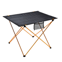 Camping table portable camping outdoor picnic 6061 aluminum alloy ultra-light folding
