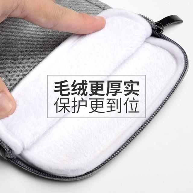 6 pouces tablette sac housse pour kindle paperwhite 2 3 Voyage 7th 8th Pocketbook 615 622 623 pour kobo laine e-reader pochette
