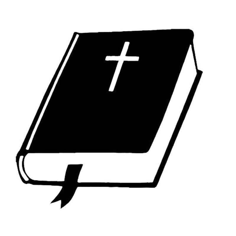 Hotmeini 15.2*14.6 см Господь Иисус Христос, Библия учит автомобиля Стикеры стильный мотоцикл виниловые наклейки xin-095