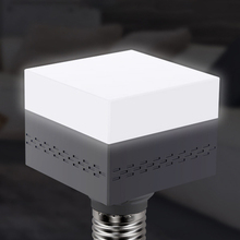 SXZM Led Bulb E27 5W/9W/13W/18W/28W lamp 6500K Cool White SMD2835 220V Light Bulb Square High Brightness Led Lamp
