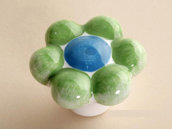 Green Ceramic Cabinet Knobs Promotion-Shop for Promotional Green ...
