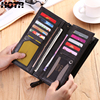 HOTR I8 Leather Case Universal Flip Wallet Purse Mobile Phone Bag For Iphone 8 7 7s