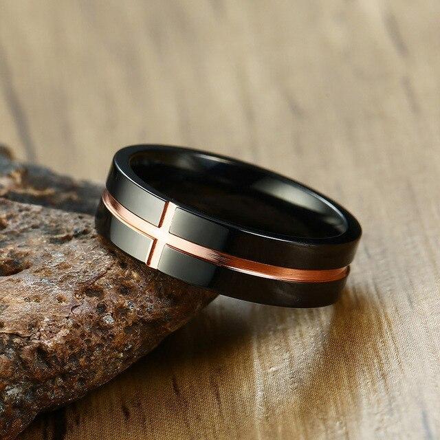 Купить мужское кольцо recom d из нержавеющей стали простое ювелирное картинки