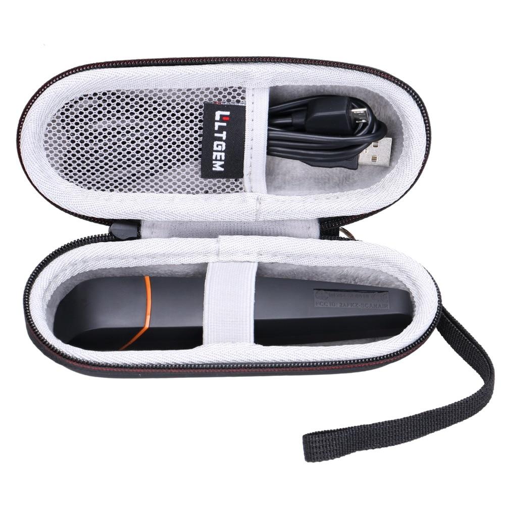 Hard Travel Case For Scanmarker Air Pen Scanner Wireless Ocr Digital Highlighter