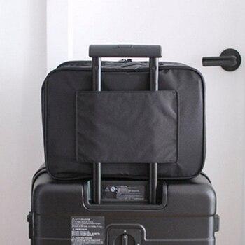 RUPUTIN Travel Cartoon Cosmetic Bag Large Capacity Makeup Cases Portable Bathroom Storage Organizer Bags Waterproof Make Up Bag 4