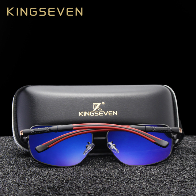 Aluminum Polarized UV400 Glasses  3