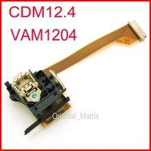 Free Shipping Original CDM12.4 Optical Pick up CDM-12.4 CD Laser Lens VAM1204 VAM-1204 Lasereinheit Optical Pick-up цена 2017