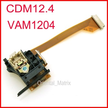 Free Shipping Original CDM12.4 Optical Pick up CDM-12.4 CD Laser Lens VAM1204 VAM-1204 Lasereinheit Optical Pick-up hot kss 213c optical pick up laser lens fit for dvd cd player repair optical instruments laser lens kss 213c