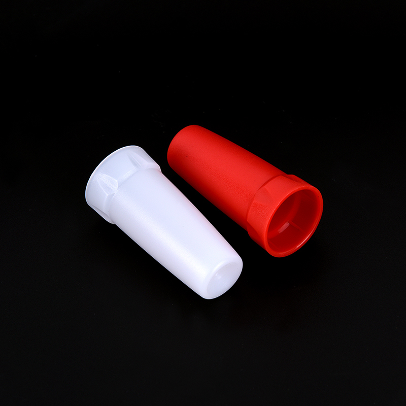 1Pcs Red/White Flashlight Diffuser For S2 S3 S4 S5 S6 S7 S8 Flashlight Lamp Cover 2 Color