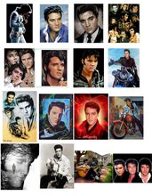 "Full Square Drill 5D DIY Diamond Painting ""Elvis Presley"" Rock star Embroidery Cross Stitch Mosaic Home Decor Gift(China)"