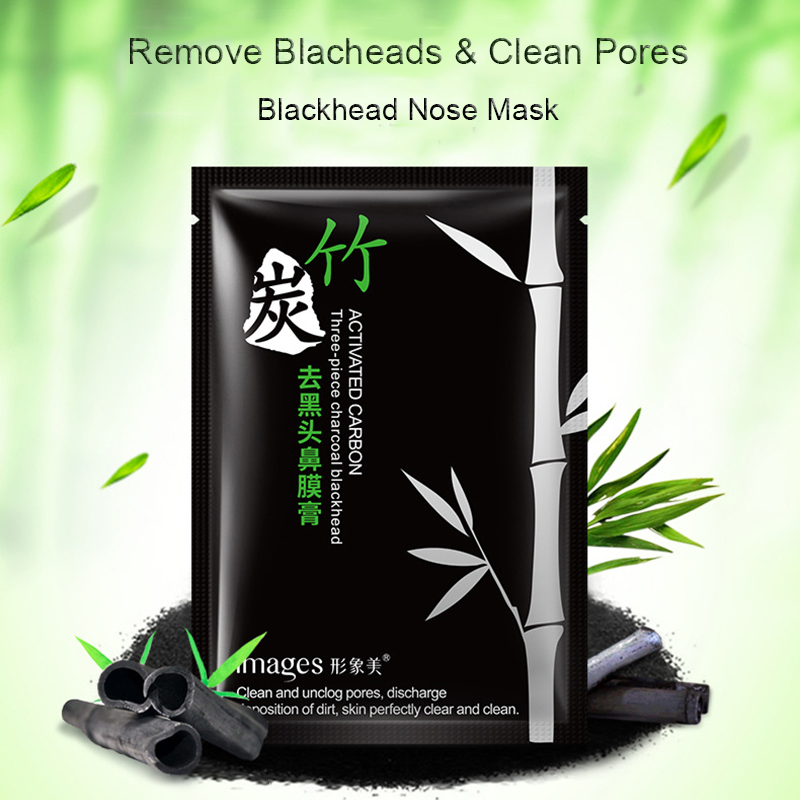 Pore Cleaner Blackhead Remover Mask suction blackhead nose strips to remove blackheads black mask purify peel off mask 10pcs remove mineral mud blackhead pore cleansing cleaner removal nose membranes blackhead