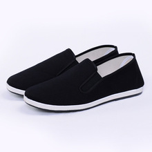 Chinese Kungfu Shoes Black Chinese Traditional Kung