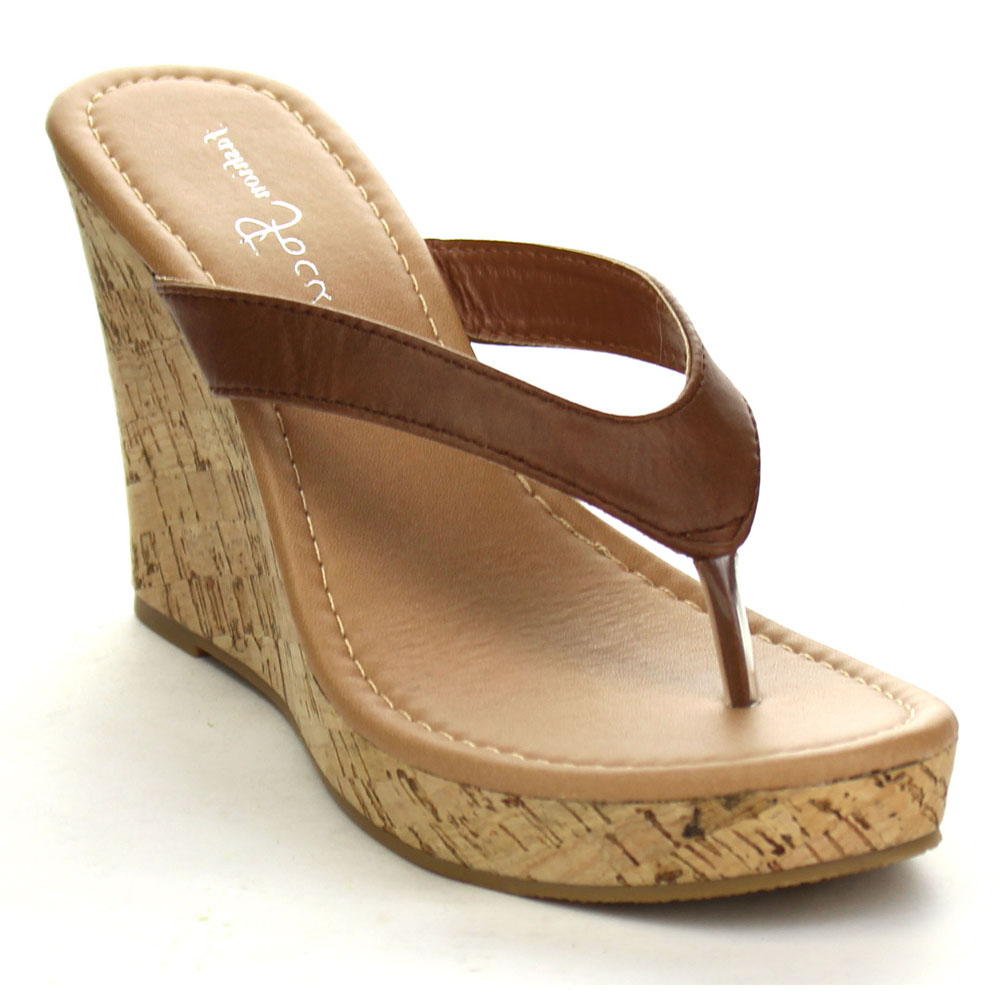 Popular Cork Wedge Heels-Buy Cheap Cork Wedge Heels lots from ...