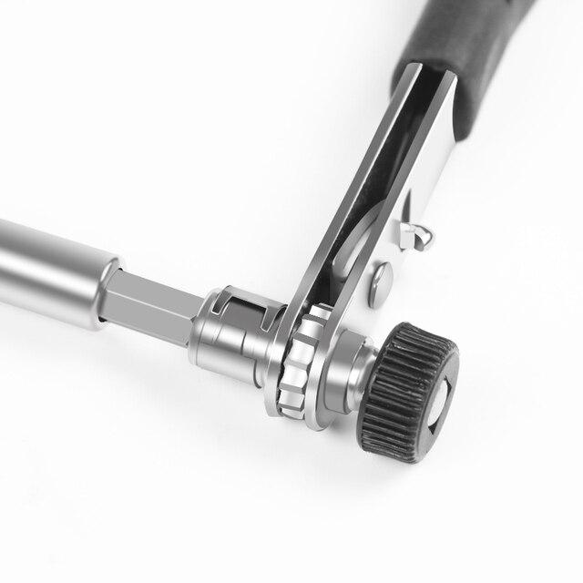 PROSTORMER 23 in 1 Mini Ratchet Bits Set Sockets Repair Tool Kit Multi-functional Precise ScrewdriverSet Sockets Extension Rod 3