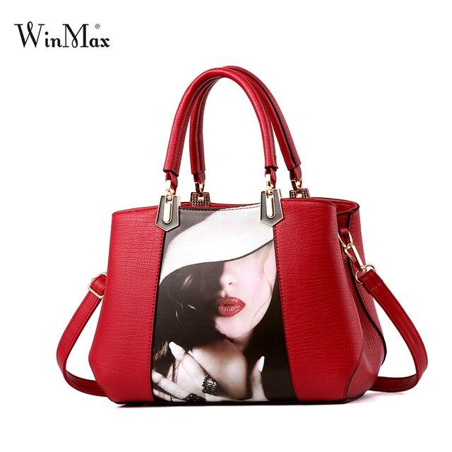 new trend leather women bags handbag women famous brands sac a main women  handabg vintage lady d3b2933b416f9