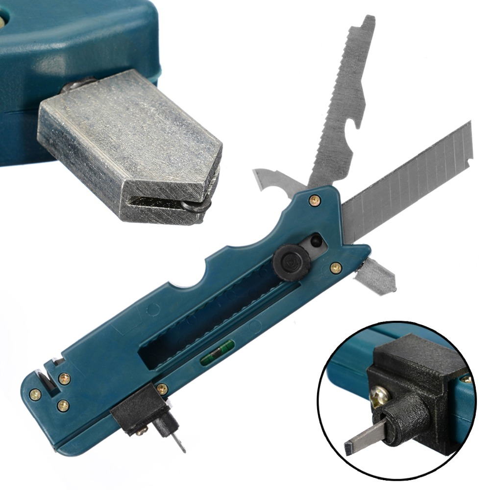 20 In 1 Multifunctional Foldable Glass Tile Cutter Carbon Atoms Blades Ceramic Cutting For Home Life
