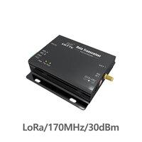 SX1278 RF TCXO 170MHz RS485 RS232 ebyte E32 DTU 170L30 Wireless Converter Original vhf Module DTU Server 170M RF Transmitter