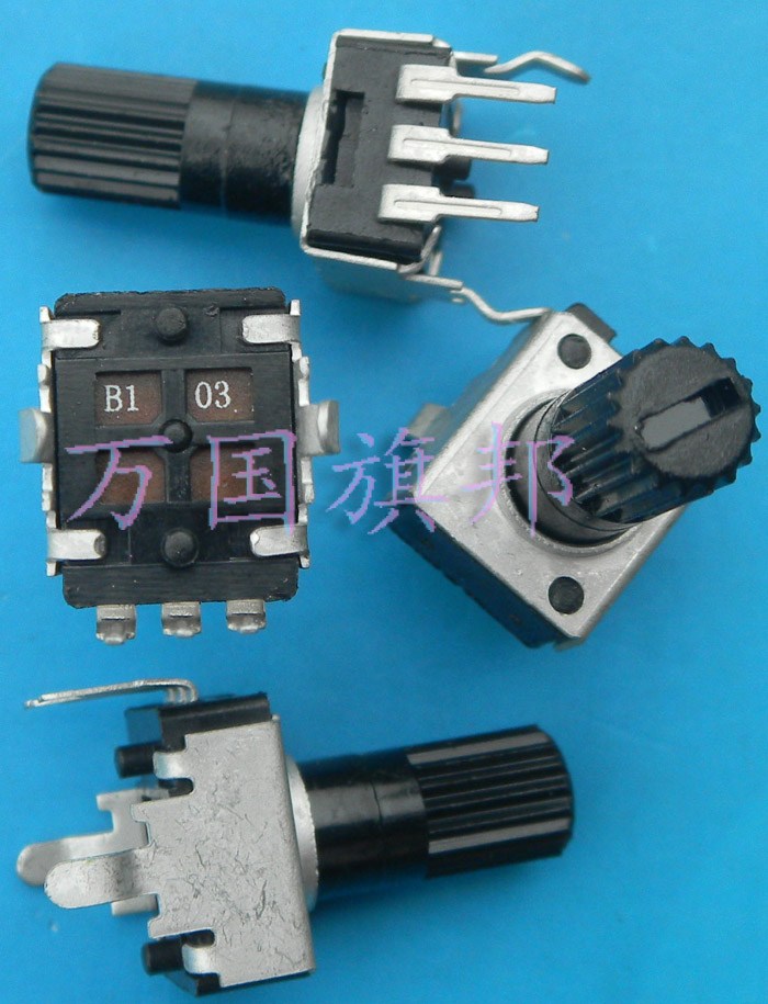 Free Delivery. Type R0902N 09 0932 Adjustable Potentiometer B103 B10K 10 K The Vertical