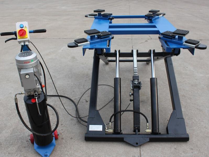 Portable Hydraulic scissor car lift jack-in Car Jacks from ...