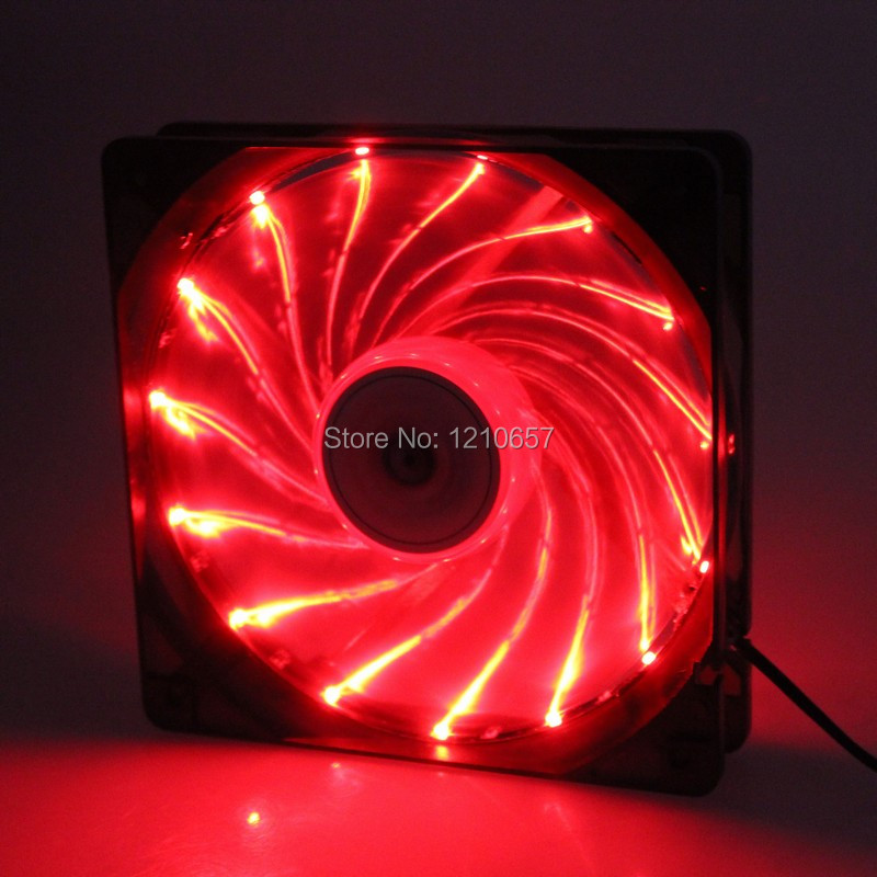 2PCS lot Gdstime 12V 3Pin 90mm Cooling Fan LED Red Computer PC Case Cooler Cooling 92x25mm lot 2 90 lot 3 60 g700 sop28