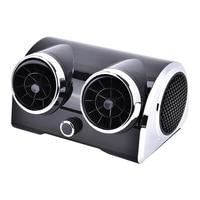 12V Neue Auto Blattloser Elektrische Auto Lüfter Motor Kühlung Portable Desktop Kühler Für Fahrzeug Lkw Rv Suv Boot zubehör-in Ventilatoren und Sets aus Kraftfahrzeuge und Motorräder bei
