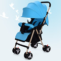 2016 Luxury baby stroller  fashion style foldable stroller,stroller  Light can be folded Baby stroller