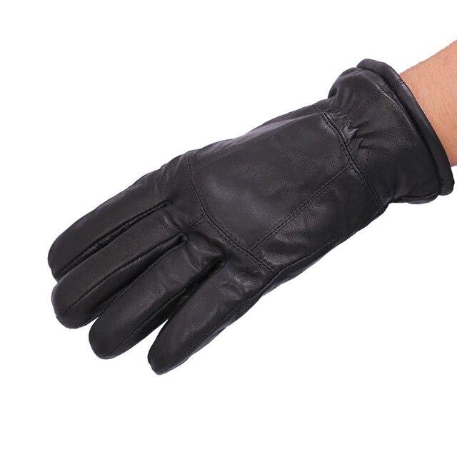 Super Warm Genuine Leather...