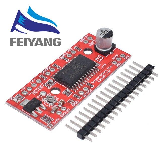 10 pièces A3967 EasyDriver pilote de moteur pas à pas V44 pour arduino carte de développement imprimante 3D module A3967