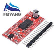 10pcs A3967 V44 EasyDriver Stepper Motor Driver para placa de desenvolvimento arduino Impressora 3D A3967 módulo