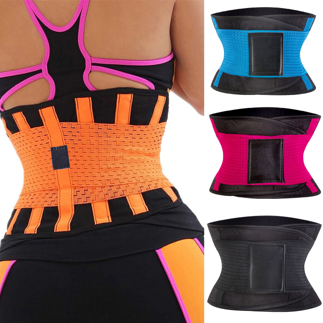 KSKshape corsets waist trainer body shaper Bodysuit Slimming Belt Shapewear women belt waist cincher corset
