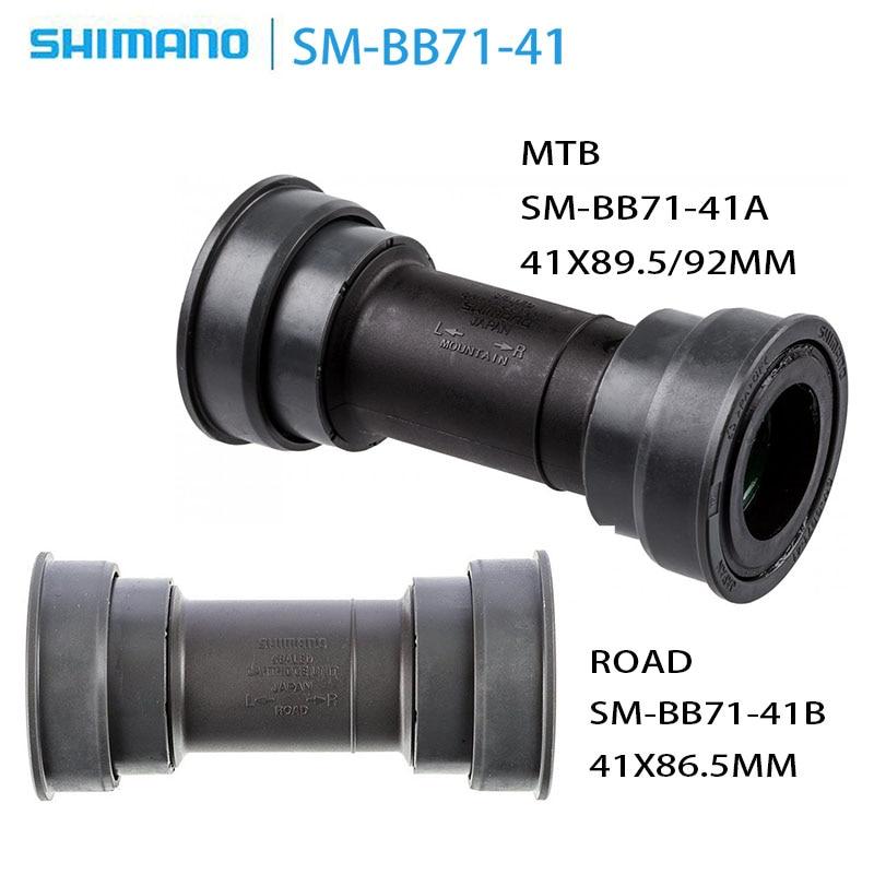 Shimano Hollowtech II Innenlager SM-BB71-41A Press Fit Deore LX SLX XT