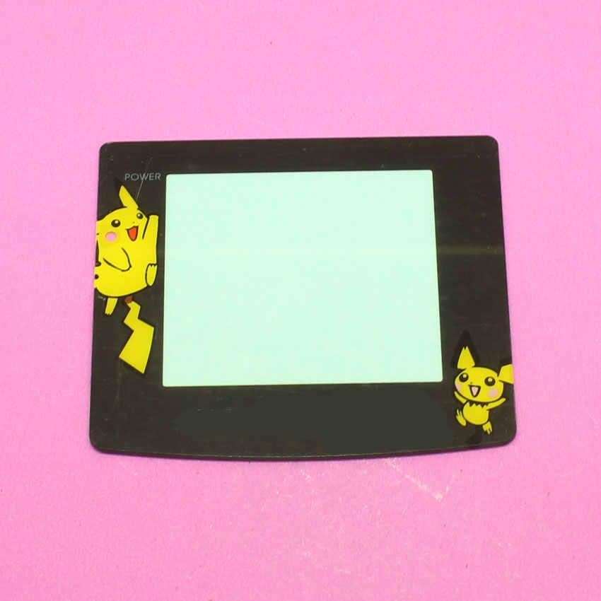 Замена пластик/стекло Экран протектор объектива Экран объектив для GameBoy Game Boy gb/Game Boy Цвет GBC