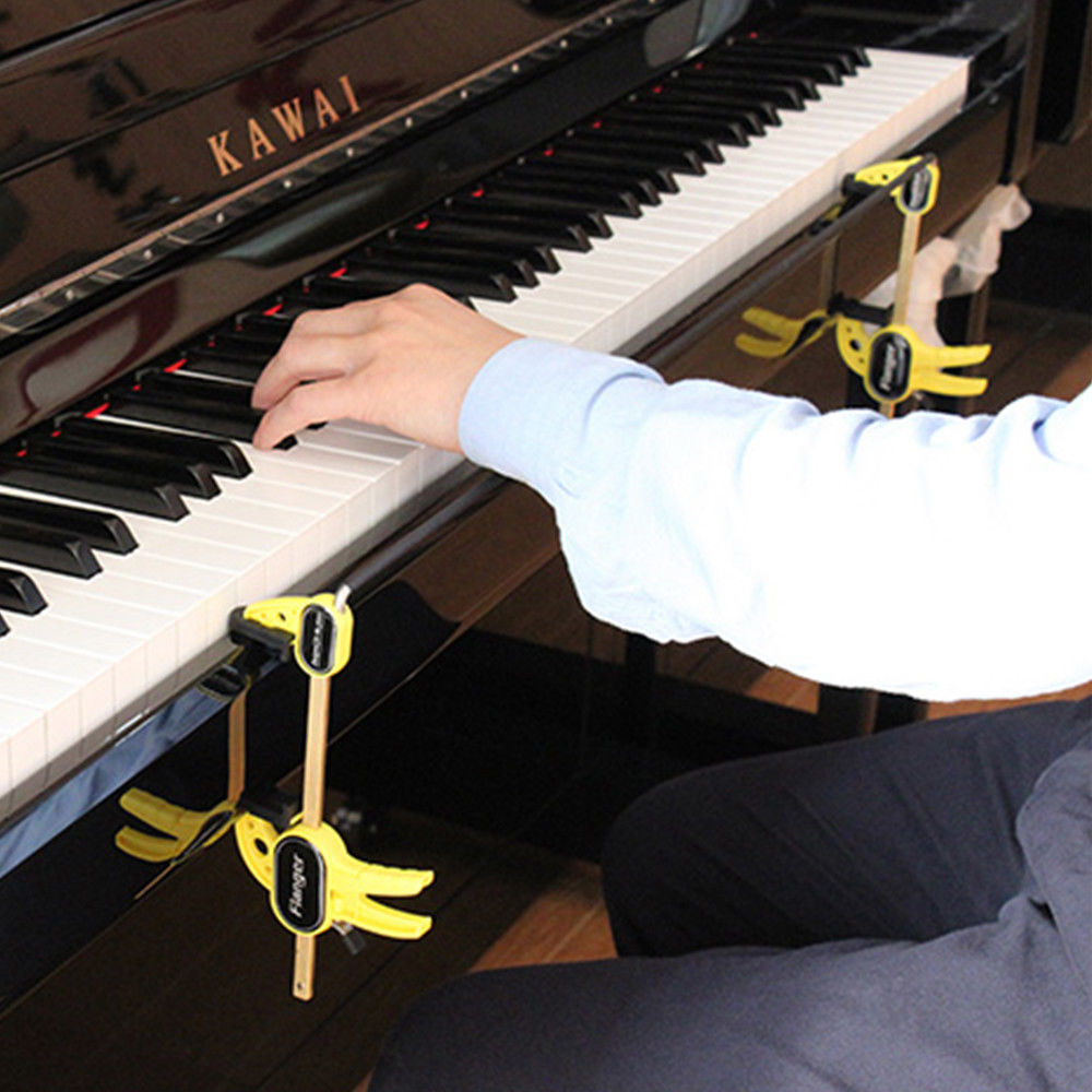 Musical Keyboard Accessories : piano keyboard practice exercise correction othosis for beginner piano accessories hand type ~ Vivirlamusica.com Haus und Dekorationen
