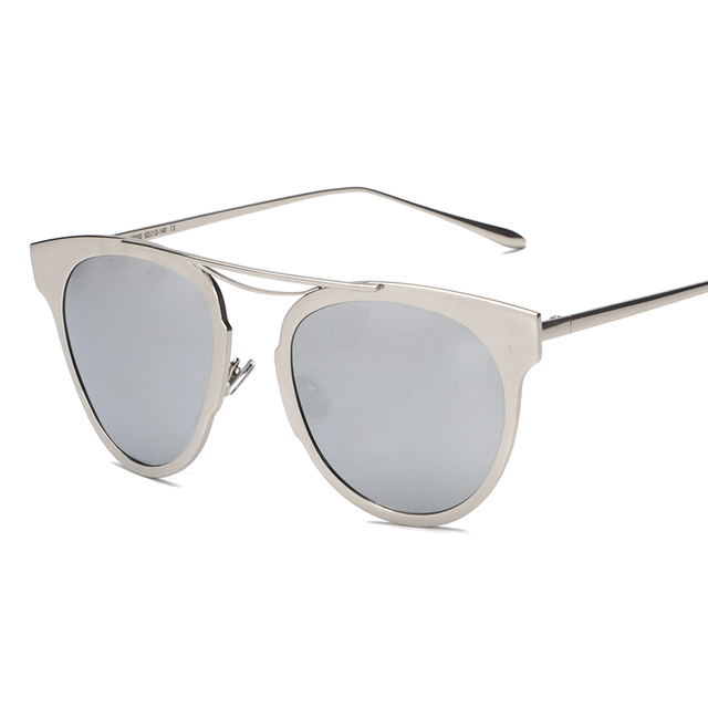 6a1153ebd4 Alloy Wrap Round Show Glasses Eyewear New Vintage Retro Fashion Sunglasses  Unisex Women Men UV400 oculos