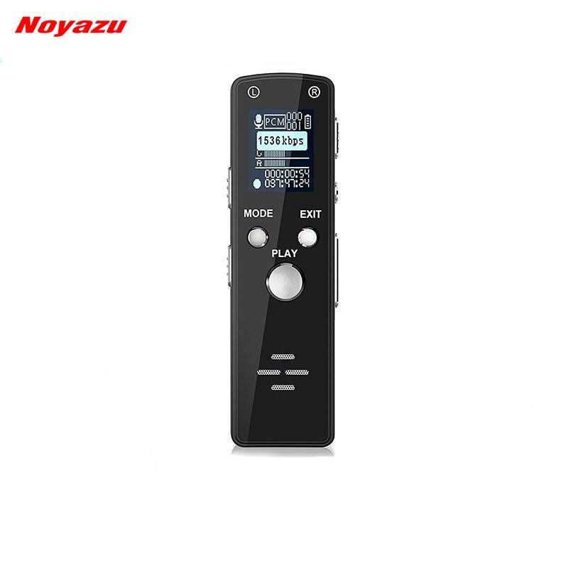 GroßZüGig Digital Audio Voice Recorder Professional Sound Recorder Mini Mp3 Player Diktiergerät Bis Zu 700hr Von Aufnahme Kapazität Mit 8g Einen Einzigartigen Nationalen Stil Haben Unterhaltungselektronik